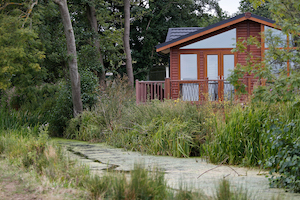 Lodges for sale at W