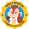 highly rated campsite in norfolk